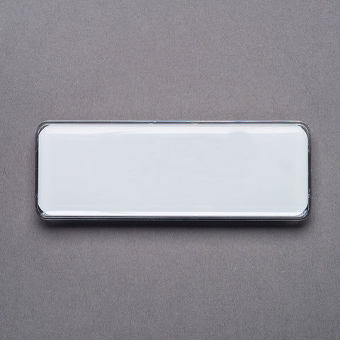Domed Name Badge - Blank