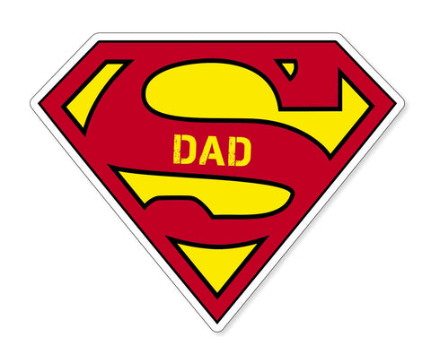 Special Occasions - Superman Dad Add-On