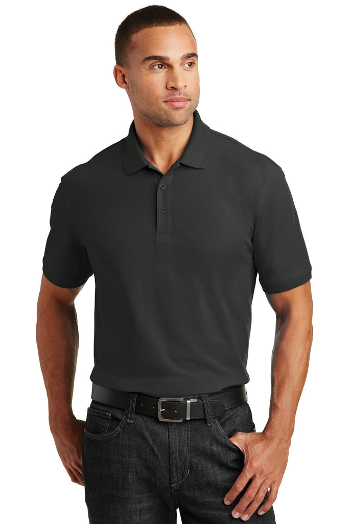 VGT Field -  TLK100 Port Authority® Tall Core Classic Pique Polo