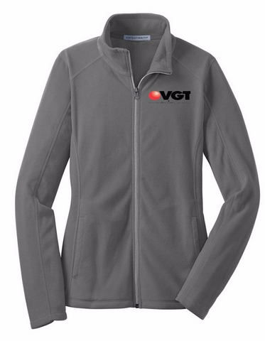 VGT Port Authority Ladies' Microfleece Jacket  (L223)