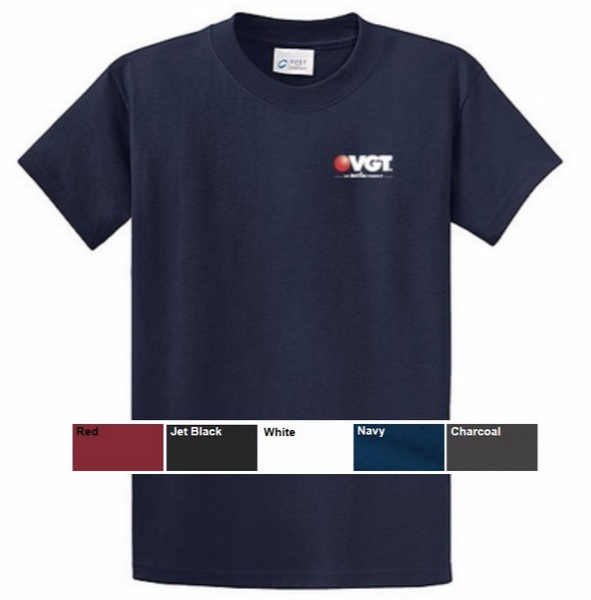 VGT Port & Company Essential T-Shirt  (PC61)