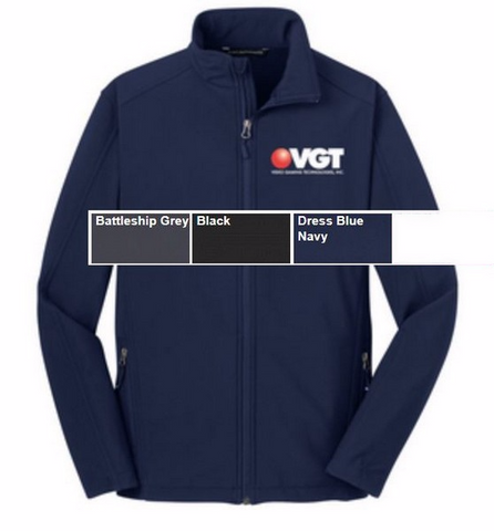 VGT Port Authority Core Soft Shell Jacket