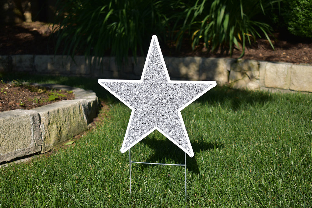 Graduation Add-Ons - Glitter Star