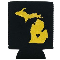 Michigan Buy Local Beer Gift Set with Craft Beer Opener