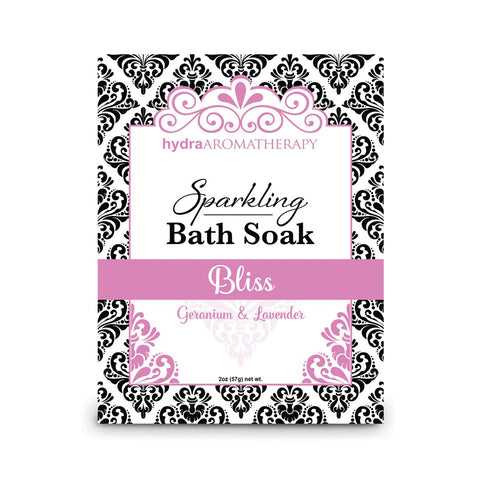 Sparkling Bath Soak Bliss