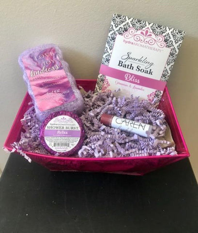 Bliss Bath Relax Gift Set
