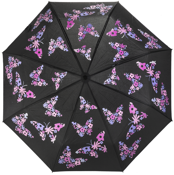 Color Changing When Wet Umbrella