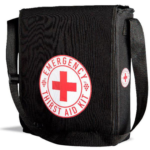 Insulated Wine Bag Emergency Thirst Aid