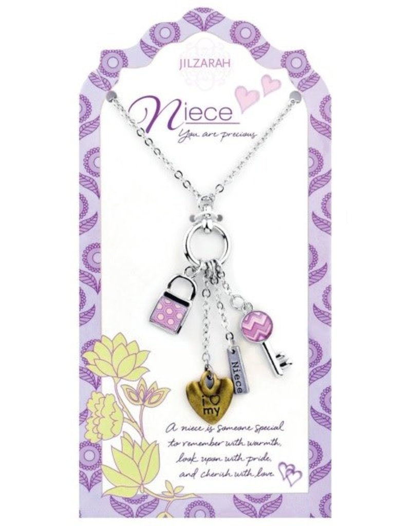 Niece Pendant Charm Necklace