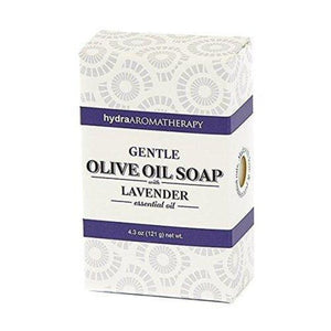 Aromatherapy Lavender Olive Oil Soap Made In The USA