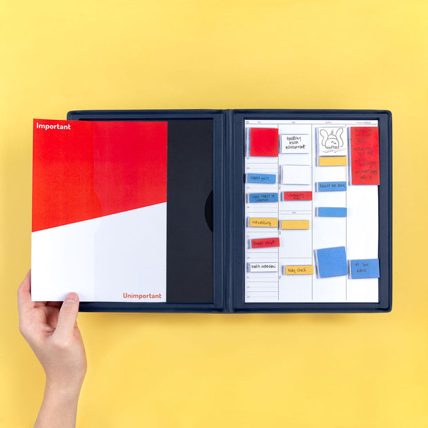 Mover: World's first movable tool for thinking and organizing - e-makro