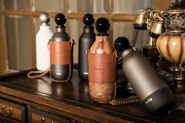 Hashy Bottle: The Most Elegant & Classic Water Bottle Ever - e-makro