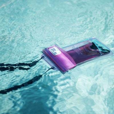 AquaVault 100% Waterproof Floating Phone Case - e-makro