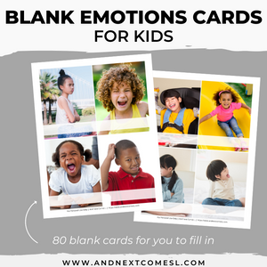Emotion Cards