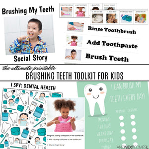 Brushing Teeth Toolkit