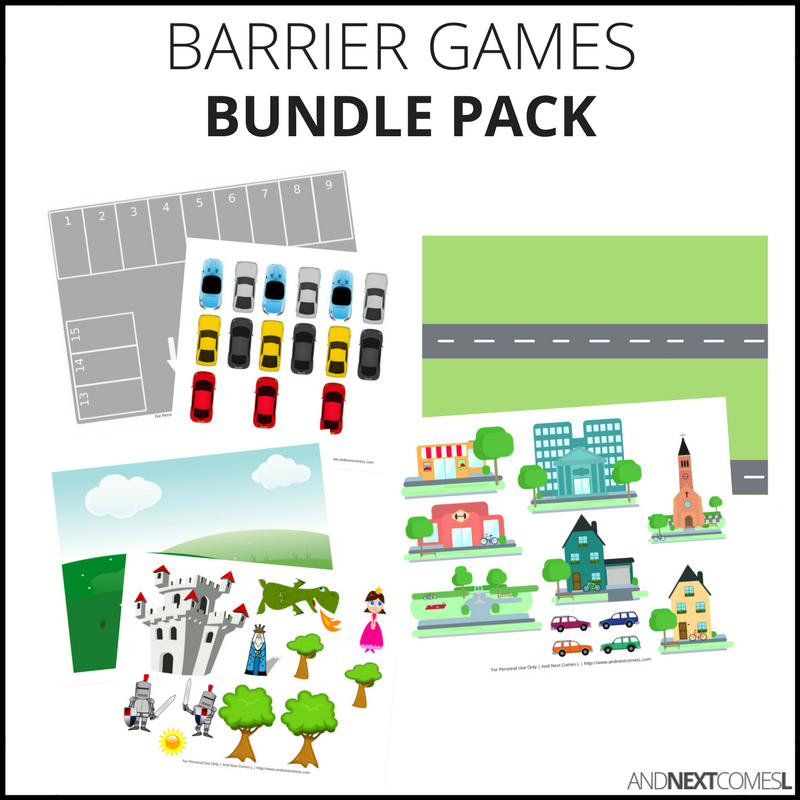 Barrier Games Bundle Pack