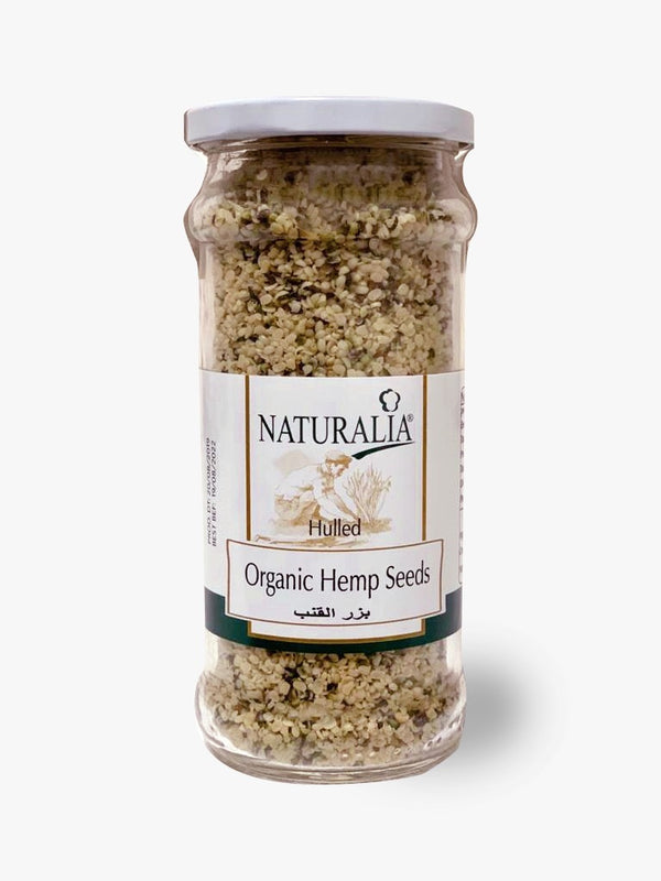 Naturalia Organic Hulled Hemp Seeds 200g
