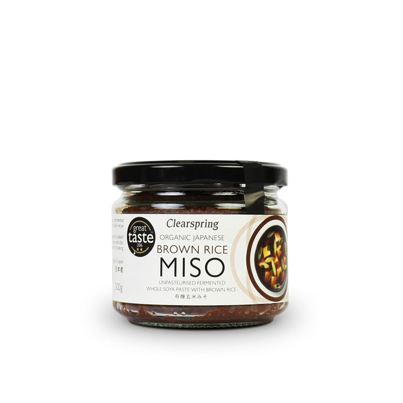 Clearspring Brown Rice Miso 300g