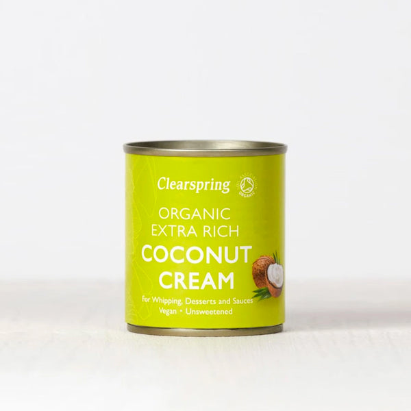 CLEARSPRING COCONUT CREAM - 200ML