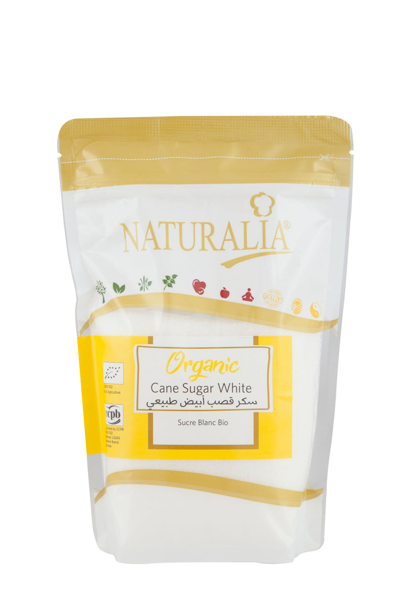 Naturalia White Cane Sugar 500g