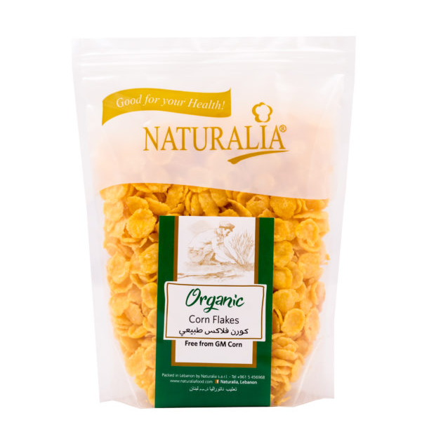 Naturalia Corn Flakes 200g