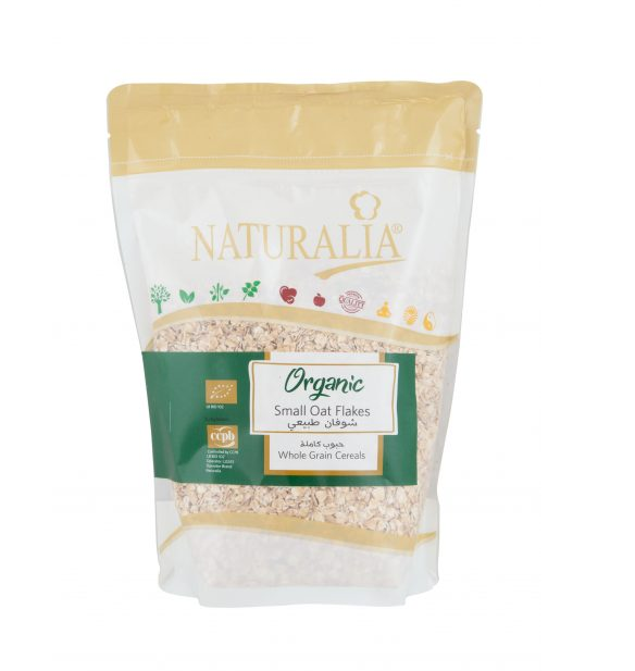 Naturalia Small Oat Flakes 500g