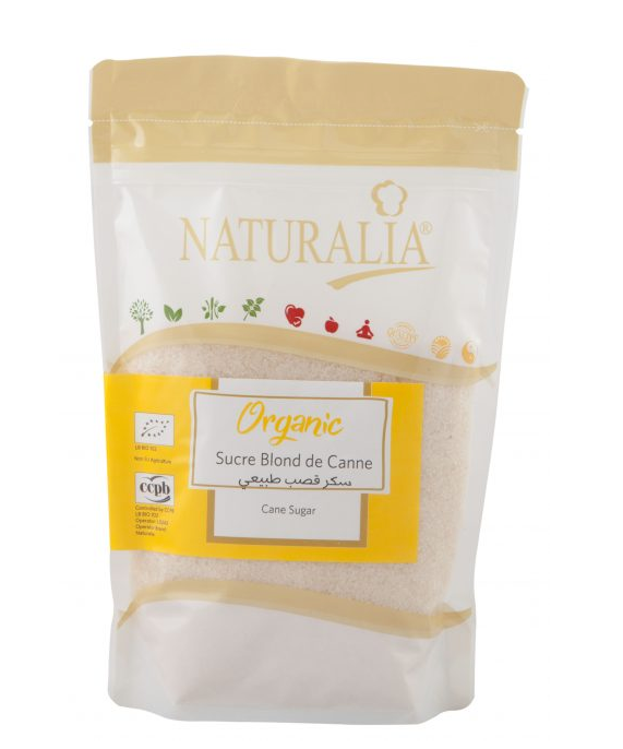 Naturalia Sucre de Canne Blond 500g