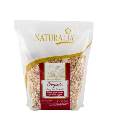 Naturalia Regular Muesli 500g