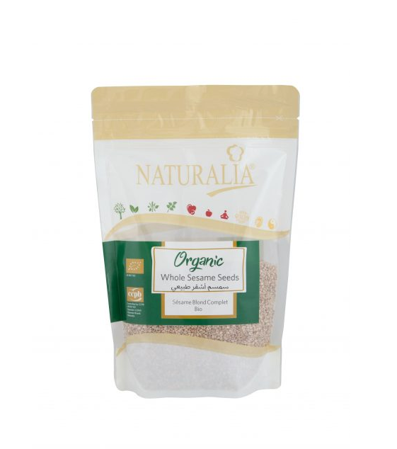 Naturalia Whole Sesame Seeds 250g