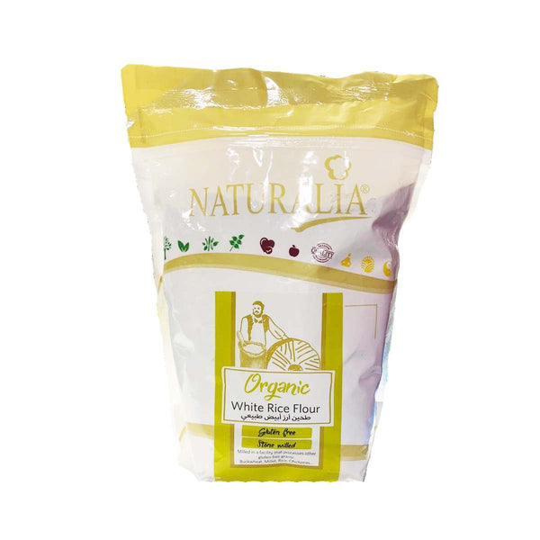 Naturalia White Rice Flour 750g