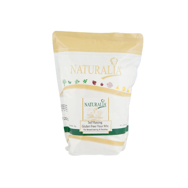 Naturalia Self Raising Gluten Free Flour Mix 750g