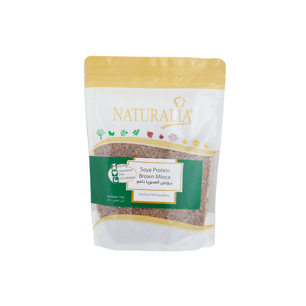Naturalia Brown Soya Mince 250g