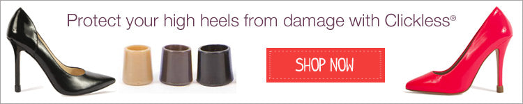 Clickless High Heel Protectors
