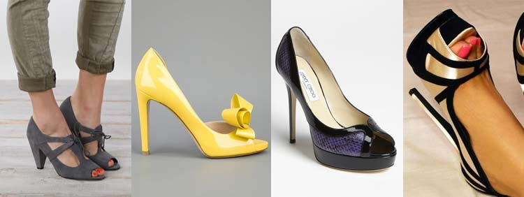 c7d9959c50c 25 Types of Heels: The Ultimate Guide – Clickless® High Heel Protectors