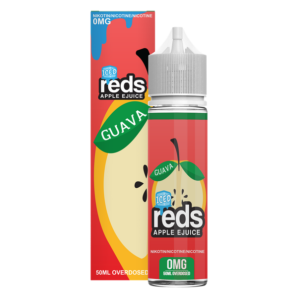 Reds - Iced Apple Guava