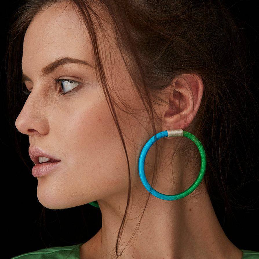 Super Hoop Earrings