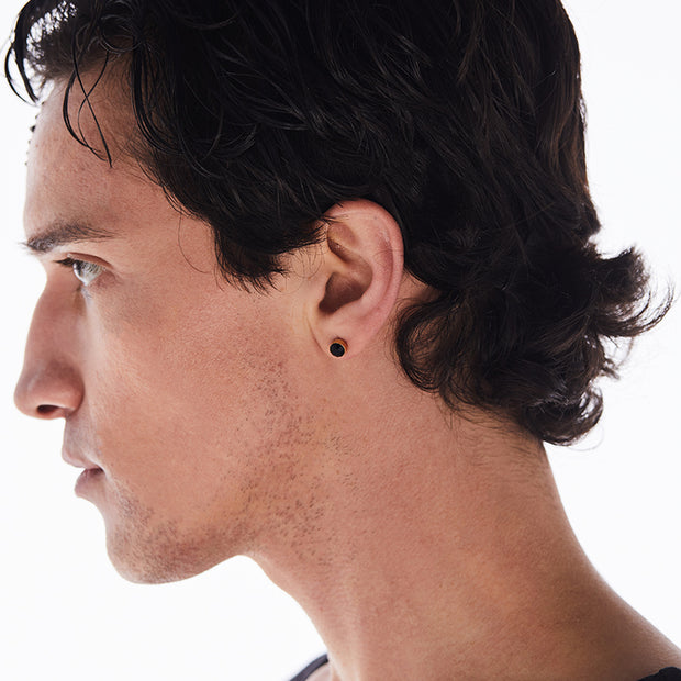 man jewelry earrings