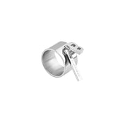 Blackheadshop silver ring