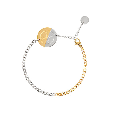 Dreamland Exchange Bank Biocolor Chain Bracelet