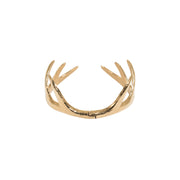 Winter Snow Deer Horn Bangles