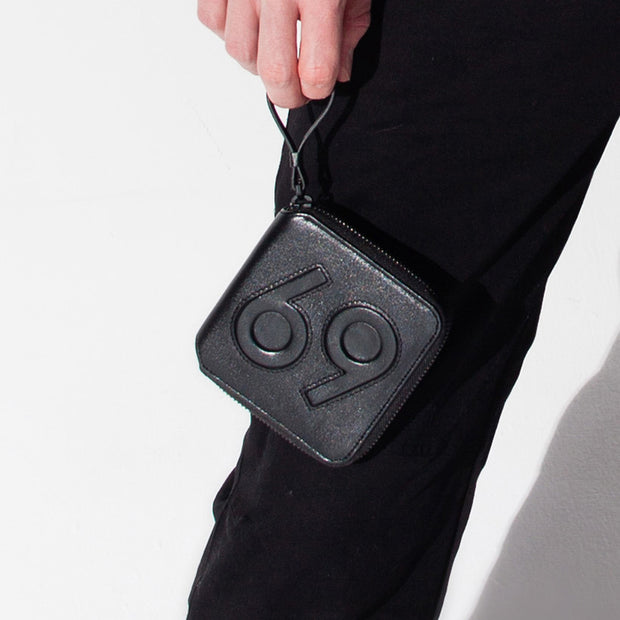 French New Wave Number 69 Wallets