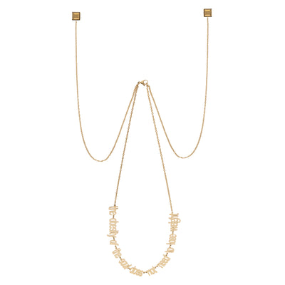 Dreamland DC mini Necklace/Earring Set