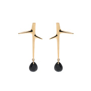 Droplet Shape Earrings men