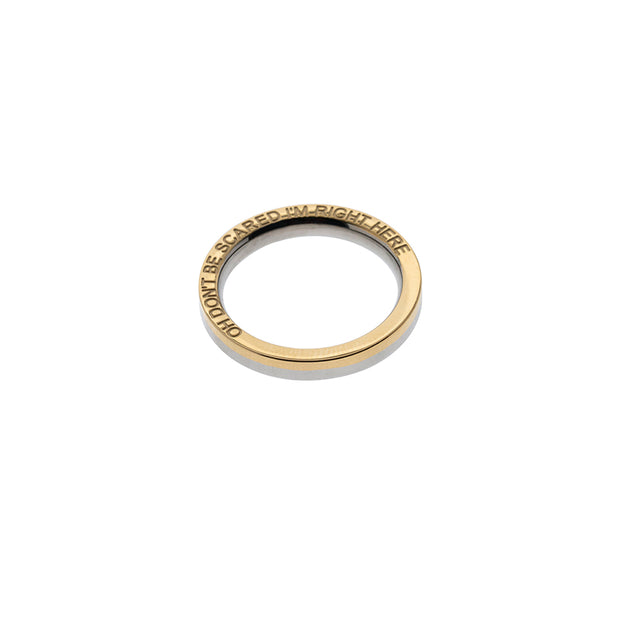 Junior A Two-tone Ring Set
