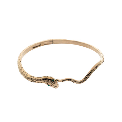 BLACKHEAD Jewelry snake bangle