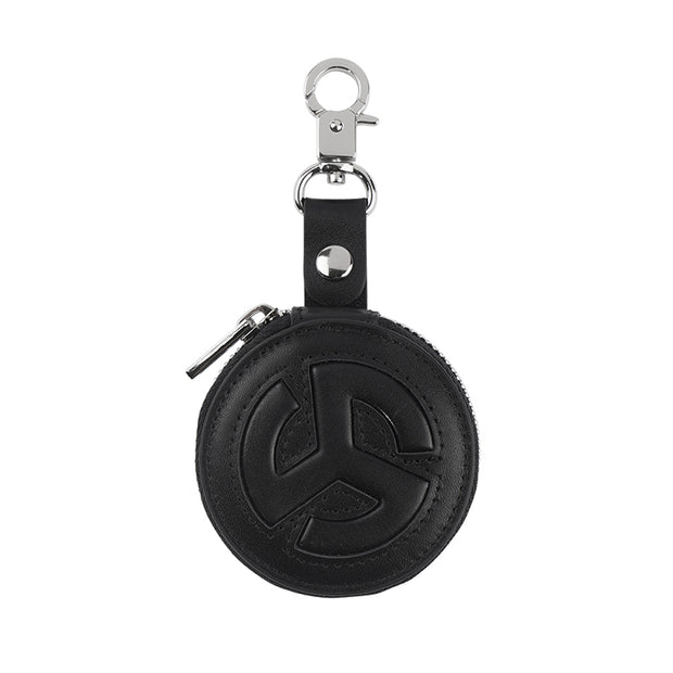 Freedom Fighter Peace Symbol Style Coin Purse