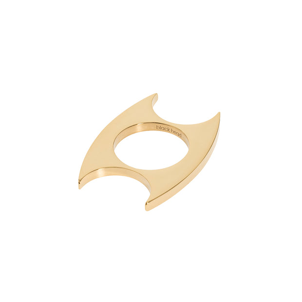 gold Wrath Arch Ring