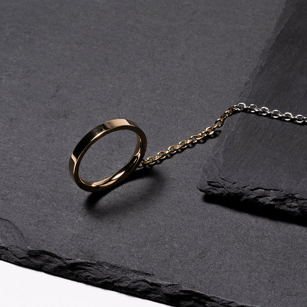 Junior A Two-tone Chain Ring