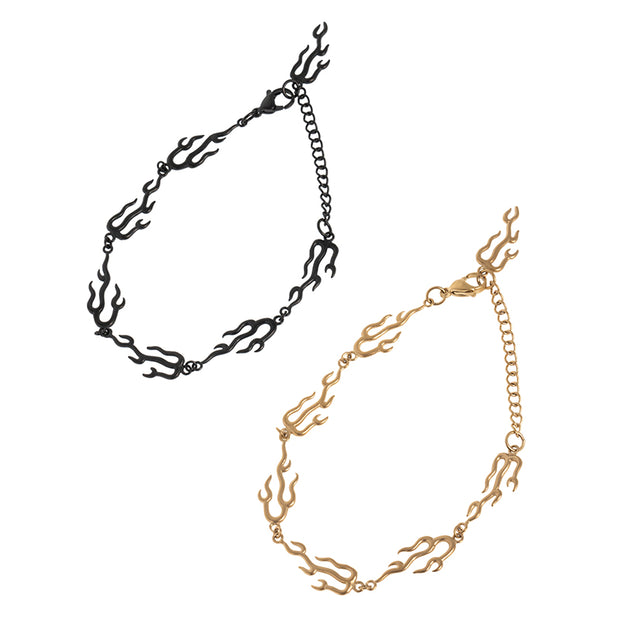 Flame Shape Chain