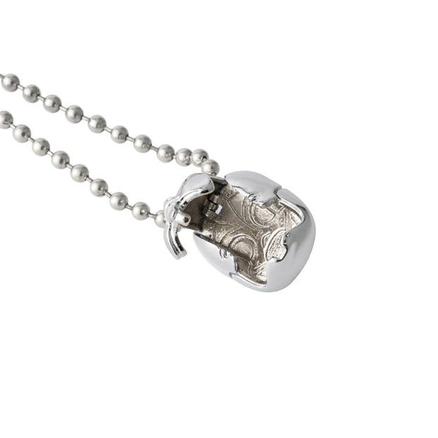 Mechanical Baby Pacifier Necklace
